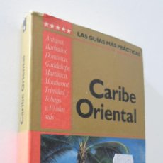 Libros de segunda mano: CARIBE ORIENTAL - AGUILAR. Lote 157670024