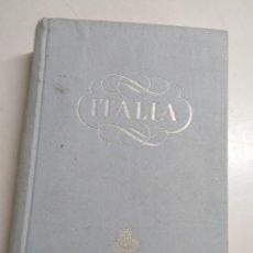 Libros de segunda mano: ITALIA. Lote 157714602