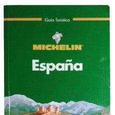 Libros de segunda mano: GUÍA TURÍSTICA MICHELIN : ESPAÑA. MADRID : NEUMÁTICOS MICHELIN, S.A., 1995.. Lote 157817994