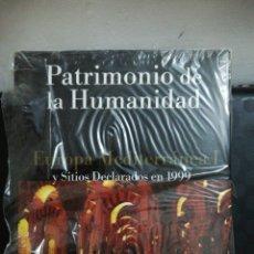 Libros de segunda mano: PATRIMONIO DE LA HUMANIDAD, EUROPA MEDITERRÁNEA I Y SITIOS DECLARADOS EN 1999 .EDITORIAL PLANETA. Lote 158306808