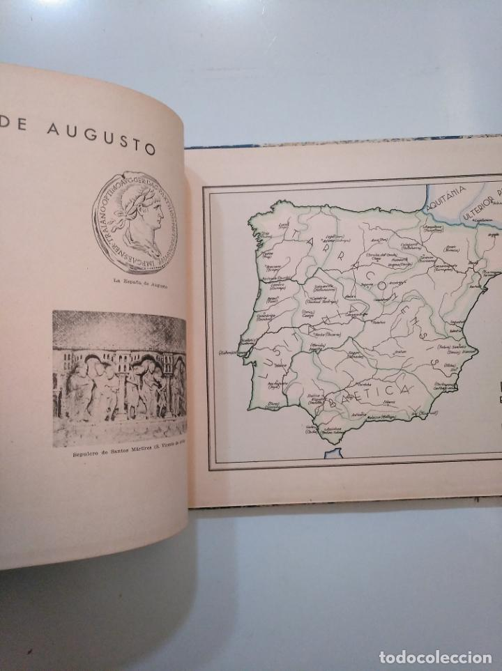 Libros de segunda mano: ATLAS HISTÓRICO ESPAÑOL. GONZALO MENÉNDEZ PIDAL. EDITORA NACIONAL 1941. TDK376 - Foto 4 - 158358578