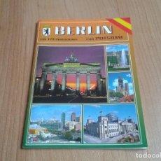 Libros de segunda mano: BERLÍN -- 170 ILUSTRACIONES -- CON POTSDAM. Lote 158368238