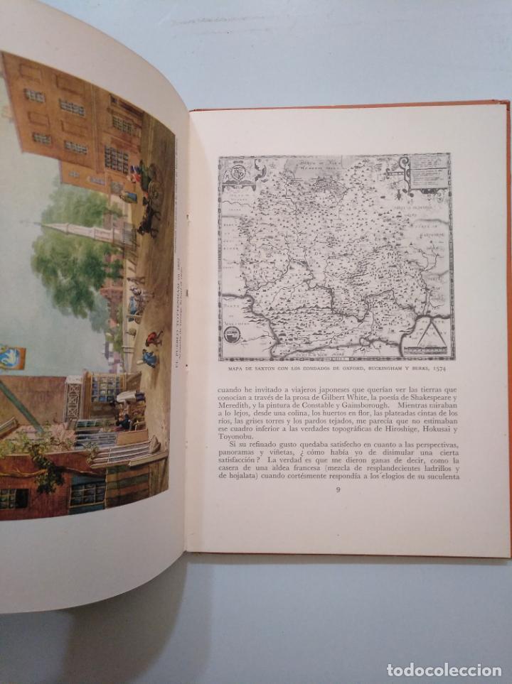 Libros de segunda mano: LAS ALDEAS INGLESAS. EDMUND BLUNDEN. EDITOR GENERAL WALTER JAMES TURNER. tdk378 - Foto 2 - 158424618
