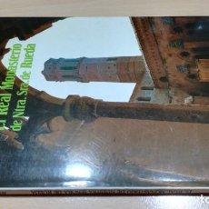 Libros de segunda mano: EL REAL MONASTERIO DE NTRA SRA DE RUEDA - JEAN RAPAËL VAUBOURGOIN - . Lote 158445150