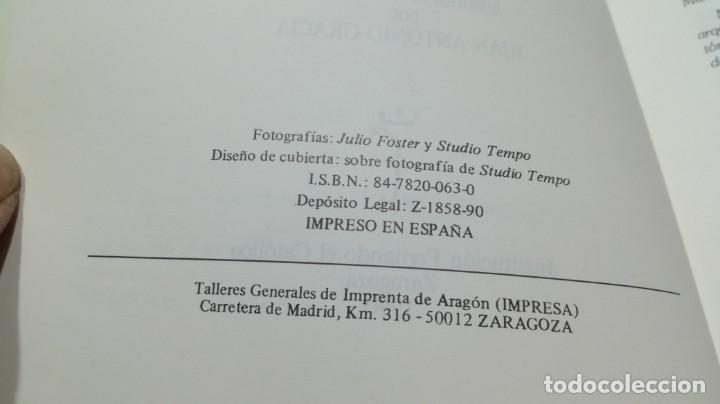 Libros de segunda mano: EL REAL MONASTERIO DE NTRA SRA DE RUEDA - Jean Rapaël Vaubourgoin - - Foto 6 - 158445150