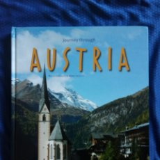 Libros de segunda mano: AUSTRIA GUÍA NUEVO TAPAS DURAS CON IMPRESIONANTES FOTOGRAFÍAS A COLOR TEXTO EN INGLES VERLAGSHAUS. Lote 158499054