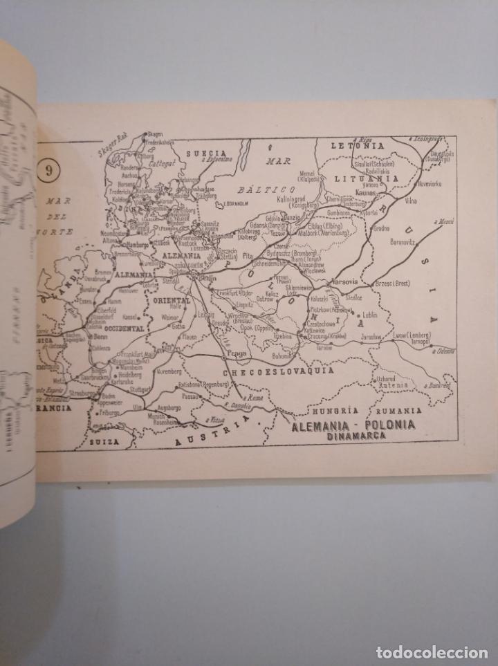 Libros de segunda mano: Atlas geográfico universal. JOSÉ BERMEJO. ANTONIO VILLARROYA. TDK380 - Foto 2 - 158718366