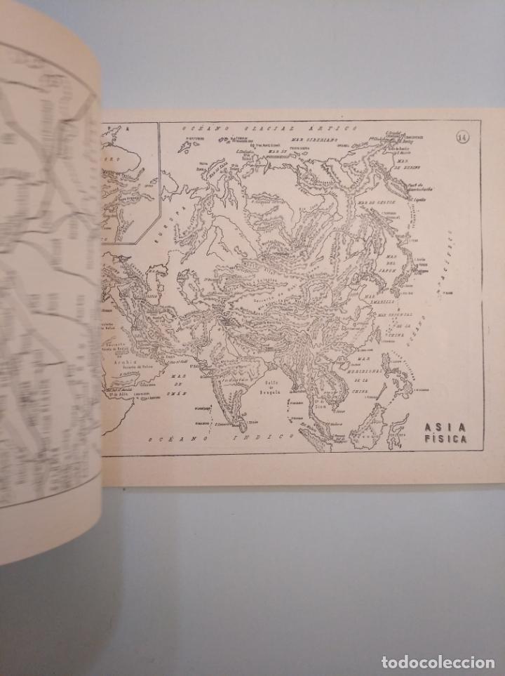 Libros de segunda mano: Atlas geográfico universal. JOSÉ BERMEJO. ANTONIO VILLARROYA. TDK380 - Foto 3 - 158718366