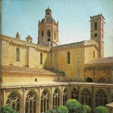 Libros de segunda mano: GUIA HISTORICO DESCRIPTIVA DEL MONESTIR DE SANTES CREUS FOTO RAYMOND 1990. Lote 158919138
