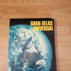 Libros de segunda mano: GRAN ATLAS UNIVERSAL. Lote 157700042