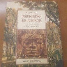Libros de segunda mano - PEREGRINO DE ANGKOR. PIERRE LOTI - 159398962