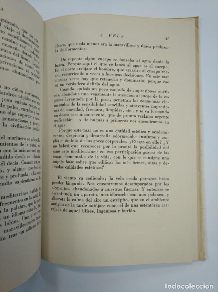 Libros de segunda mano: MALLORCA. LUIS DIEZ DEL CORRAL. XILOGRAFIAS DE E. C. RICART. EDITORIAL JUVENTUD. 1942. TDK382 - Foto 2 - 159474934