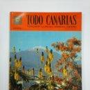 Libros de segunda mano: TODO CANARIAS. - TENERIFE, LA PALMA, GOMERA, HIERRO - EDITORIAL ESCUDO DE ORO. TDK383. Lote 159555250