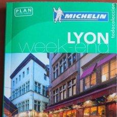 Livros em segunda mão: LYON WEEK-END GUIDE VERT MICHELIN . Lote 159866074