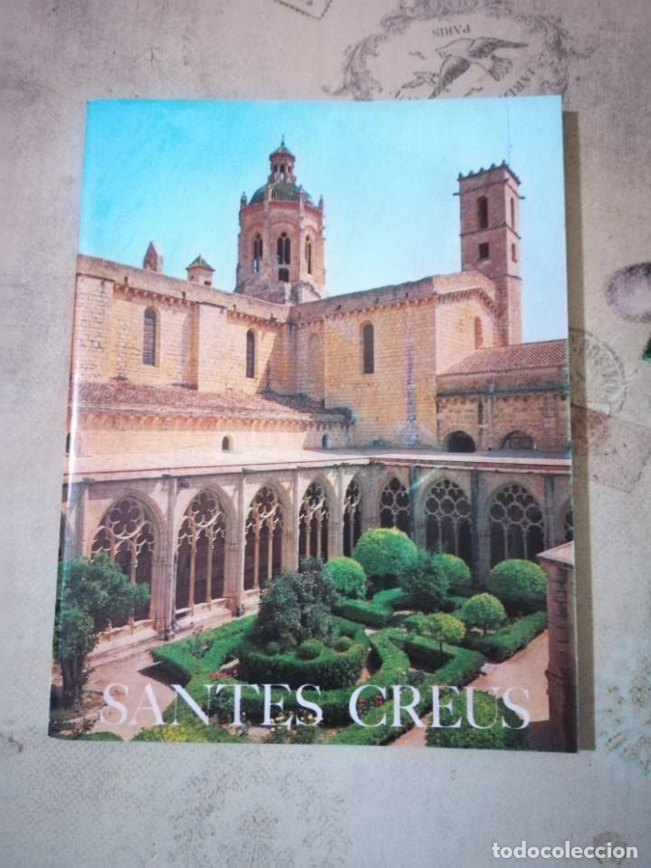 GUIA DEL MONESTIR DE SANTES CREUS - 1985 (Libros de Segunda Mano - Geografía y Viajes)