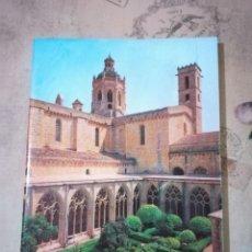 Libros de segunda mano: GUIA DEL MONESTIR DE SANTES CREUS - 1985. Lote 160013546