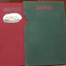 Libros de segunda mano: TERUEL MUDEJAR,PATRIMONIO DE LA HUMANIDAD.. Lote 160107577