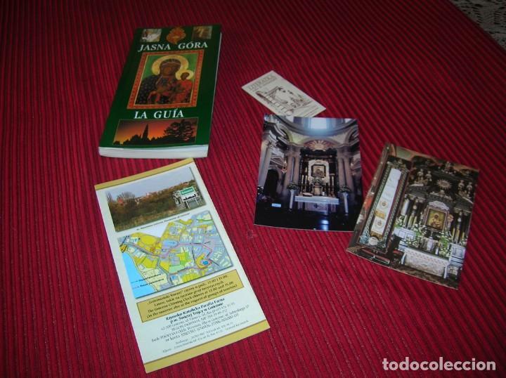 Libros de segunda mano: Jasna Góra.el santuario de la Madre de Dios .La Guía.En español - Foto 2 - 160266714