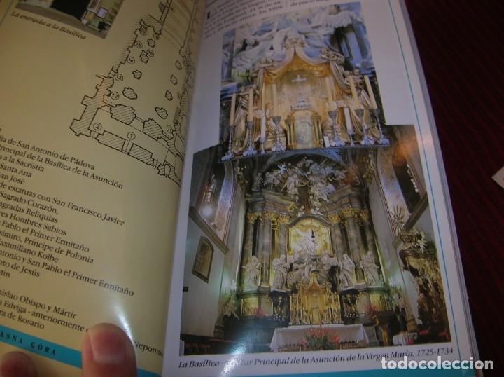 Libros de segunda mano: Jasna Góra.el santuario de la Madre de Dios .La Guía.En español - Foto 3 - 160266714