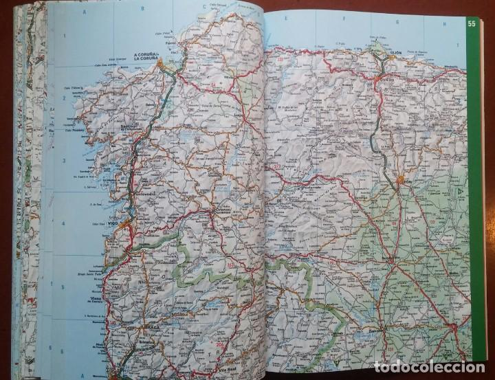 Atlas Europa Bbv Espasa Calpe 1992 Mapa Acquista Libri Di