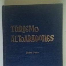 Libros de segunda mano: TURISMO ALTOARAGONÉS (TOMO VI),DE JOSÉ CARDÚS LLANAS - AÑO 1974. Lote 161425354