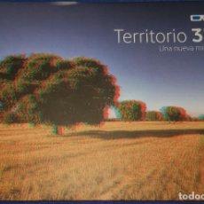 Libros de segunda mano: TERRITORIO 3D - DESCUBRA UNA NUEVA MIRADA - VODAFONE (2011) . Lote 162369046