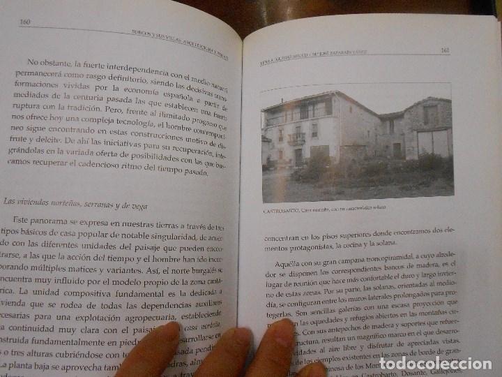 Libros de segunda mano: BURGOS Y SUS VILLAS ARQUITECTURA Y PAISAJE 1750-1800. - Foto 5 - 162685390