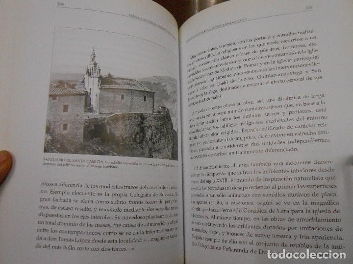 Libros de segunda mano: BURGOS Y SUS VILLAS ARQUITECTURA Y PAISAJE 1750-1800. - Foto 6 - 162685390