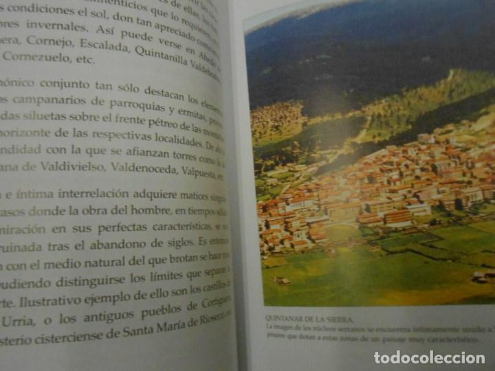 Libros de segunda mano: BURGOS Y SUS VILLAS ARQUITECTURA Y PAISAJE 1750-1800. - Foto 7 - 162685390