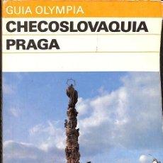 Libros de segunda mano: CHECOSLOVAQUIA/ PRAGA. Lote 162751429