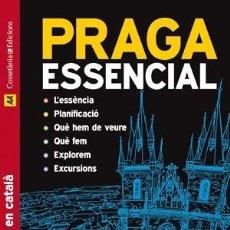Libros de segunda mano: PRAGA ESSENCIAL. Lote 162751613