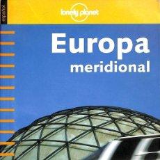 Libros de segunda mano: EUROPA MERIDIONAL. Lote 162751901