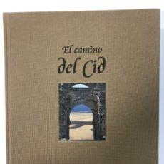 Libros de segunda mano - EL CAMINO DEL CID. - 163105705