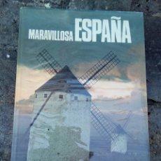 Libros de segunda mano: LIBRO MARAVILLOSA ESPAÑA. Lote 163320648