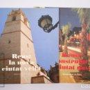Libros de segunda mano: 2 LIBROS EN CATALÁN - REUS: LA NOVA CIUTAT VELLA / CONSTRUINT LA CIUTAT NOVA - AJUNTAMENT REUS, 1990. Lote 164441366