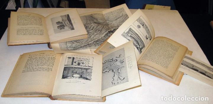 Libros de segunda mano: 1926 VIATGES - ALI-BEY EL ABBASSI - 13 VOLUMENES EN 4 TOMOS - EN CATALAN - ILUSTRADOS - Foto 2 - 165225126