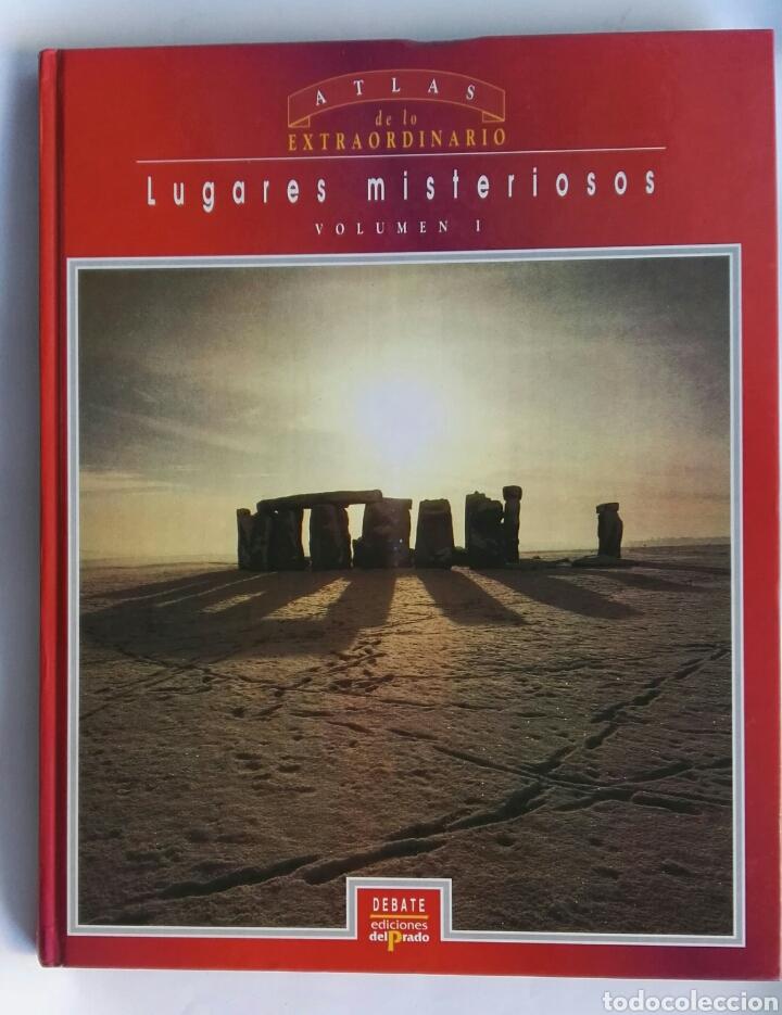 ATLAS DE LO EXTRAORDINARIO LUGARES MISTERIOSOS VOL 1 (Libros de Segunda Mano - Geografía y Viajes)