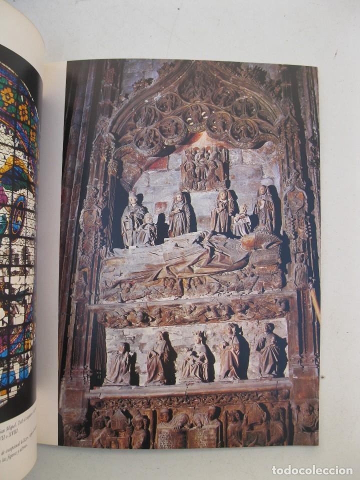 Libros de segunda mano: LA CATEDRAL DE GERONA - MARIANO OLIVER ALBERTI - EDITORIAL EVEREST - AÑO 1973. - Foto 3 - 165354662