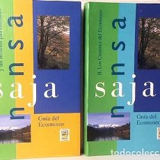 Libros de segunda mano - Saja-Nansa. Guía del Ecomuseo (tom I y II) (Cantabria. Itinerarios. Fotos. Mapas - 165418806