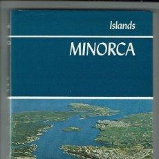 Libros de segunda mano: MINORCA, POR DAVID WILSON TAYLOR. AÑO 1975. (MENORCA.1.4). Lote 165632434