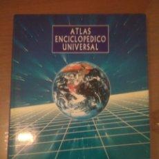 Libros de segunda mano: ATLAS ENCICLOPEDICO UNIVERSAL CLUB INTERNACIONAL DEL LIBRO 1998 VER FOTOS PERFECTO ESTADO. Lote 165992228
