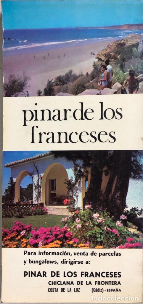 Libros de segunda mano: GUIA DE INFORMACION TURISTICA DE CADIZ. CADIZ, 1970. - Foto 4 - 166519526