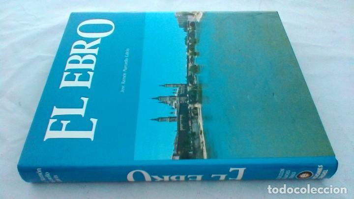 EL EBRO/ JOSE RAMON MARCUELLO CALVIN/ ED OROEL/ COLECCIÓN GRANDES TEMAS/ G102 (Libros de Segunda Mano - Geografía y Viajes)