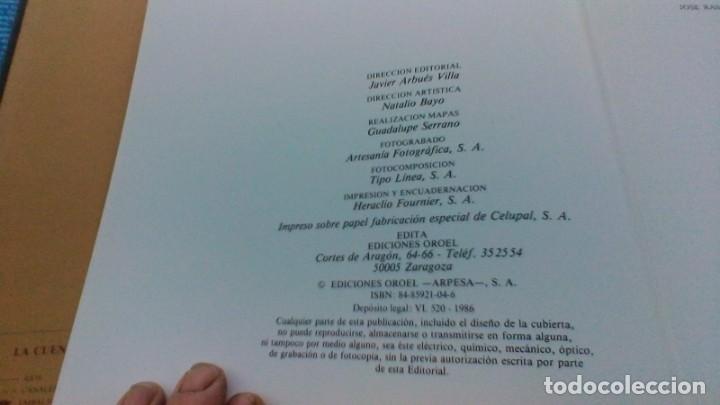 Libros de segunda mano: EL EBRO/ JOSE RAMON MARCUELLO CALVIN/ ED OROEL/ COLECCIÓN GRANDES TEMAS/ G102 - Foto 7 - 166723062