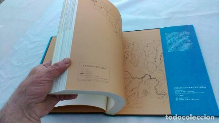 Libros de segunda mano: EL EBRO/ JOSE RAMON MARCUELLO CALVIN/ ED OROEL/ COLECCIÓN GRANDES TEMAS/ G102 - Foto 8 - 166723062