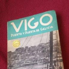 Libros de segunda mano: GUÍA DE VIGO DE 1954. Lote 167354464