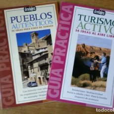 """Libros de segunda mano: GUÍAS PRÁCTICAS DE """"DE VIAJES"""". Lote 167666352"""