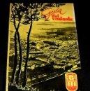 Libros de segunda mano: PONTEVEDRA. GUIA. PLANO. DEL VISITANTE. ICARO 1964. GALICIA.. Lote 168057592