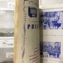 Libros de segunda mano: ELCHE DE LA SIERRA : 2 PROGRAMAS FERIA Y FIESTAS 1949 Y 1959. (ARTICULOS. FOTOS. PUBLICIDAD LOCAL) . Lote 168130700