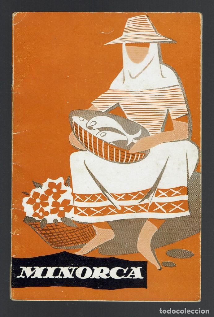 MINORCA. AÑO 1957. (MENORCA.2.4) (Libros de Segunda Mano - Geografía y Viajes)